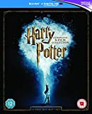 Harry Potter - Complete 8-Film Collection (2016 Edition) [Includes Digital Download] [Blu-ray + UV Copy] [Region Free] (Blu-ray)