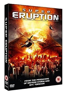 Super Eruption [DVD] [UK Import]