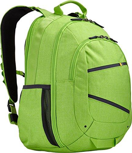 Case Logic BPCA315LIG – Mochila para tablet y portátil de 15.6″, color verde lima