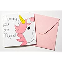 Mummy you are Magical Mother's day/Birthday card