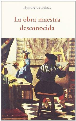 OBRA MAESTRA DESCONOCIDA Cover Image