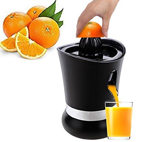 Ncient Zitruspresse Elektrisches Frucht Entsafter Saftpresse für Orange, Zitrone, Limettensaft - 85W