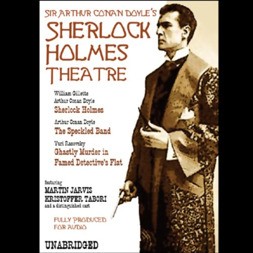 The Sherlock Holmes Theater  Audiolibri
