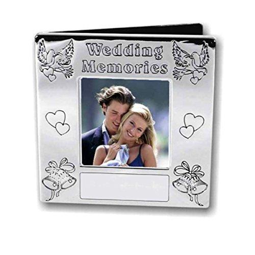 GTR-Prestige Giftware Romantische Hochzeit Design Wedding Memories CD/DVD-Halter