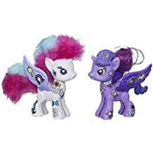 My Little Pony Princess Rarity and Luna Doll
