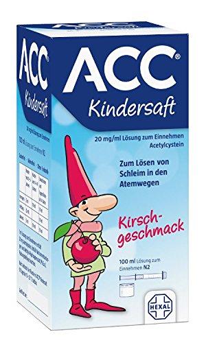 ACC Kindersaft, 100 ml Saft