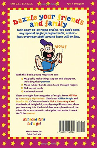 Kids' Magic Secrets: Simple Magic Tricks and Why They Work