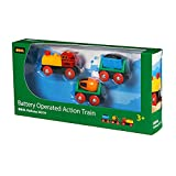 BRIO World 33319 - Zug mit Batterielok