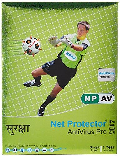 NPAV Net Protector Anti-Virus Pro 2017 - 1 PC, 1...