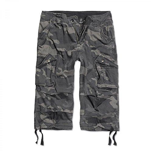 Brandit Urban Legend 3/4 Pantaloncini Corti Dark Camo taglia L