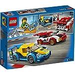 Lego-City-Turbo-Wheels-Auto-da-Corsa-Multicolore-60256