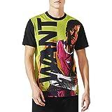 adidas Herren Archive Catalog T-Shirt, weiß, L