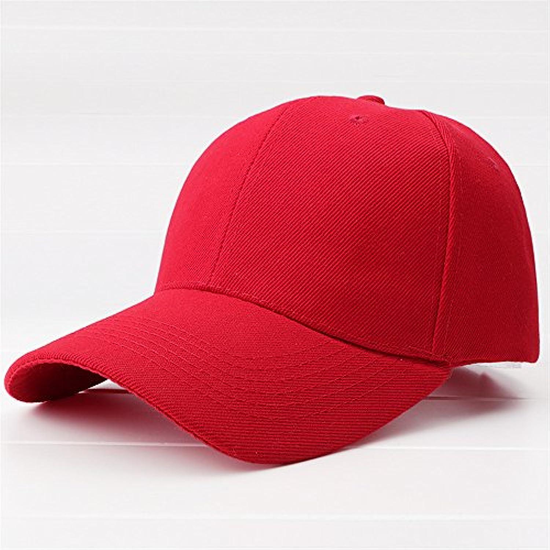 Solid cappello da baseball cap cap cap autunno femminile uomini e donne  giovane hip-hop street dance hat tempo libero... Parent bce340 46b90f170f12