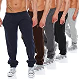 Hoppe Gennadi Herren Sporthose Trainingshose Jogginghose Pants Sweatpants