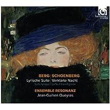 Berg / Suite Lyrique, Schoenberg / La nuit transfigurée