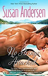 No Strings Attached (Hqn) by Susan Andersen (2014-07-29)