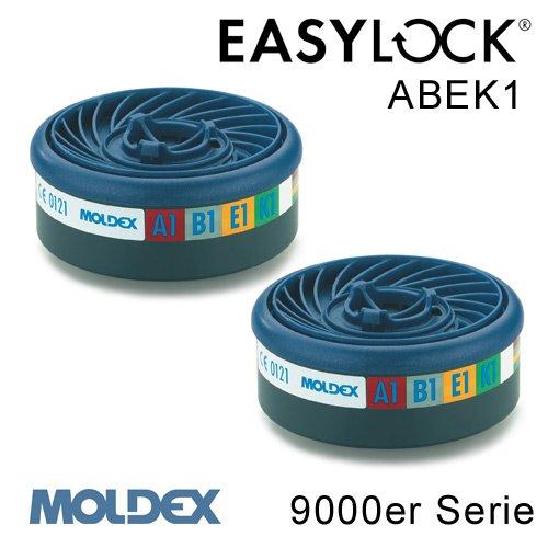 ABEK1 Gasfilter für Moldex Serie 9000 / 7000 -