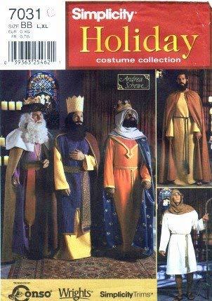 - Drei Könige Krippe Kostüm