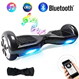 BEBK Overboard 6.5 Pouces Hoverboard Bluetooth, Électrique...