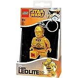 The Lego Group 812673L - Star Wars Llavero-Linterna 10 Cm C-3Po (+6 Años)