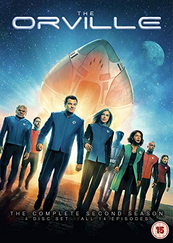 Orville, The Season 2 DVD