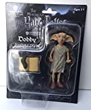 Dobby the House Elf Poseable Harry Potter Action Figure with Diary and Sock. Rotating head, movable arms and removable book from Studio Tour London Merchandise. Great, luxury Perfect gift for man, women, girls or boys. Toy present great present for kids. ideal For holidays like Christmas, birthdays. This toy looks real and feels real. Ideal for kids, Shower Gift. Well made movielike. Recreation of the triple-decker purple Knight Bus featured in the Harry Potter film series.