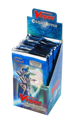 Cardfight!! Vanguard Extra Volume 1: comic Style display 15 buste (IT)
