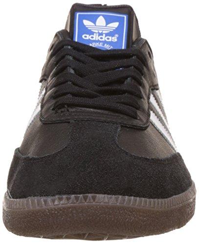 adidas Samba OG, Sneakers Basses Homme Noir (Cblack/ftwwht/gum5)