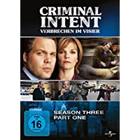 Criminal Intent - Verbrechen im Visier, Season Three, Part One