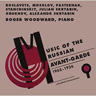 Music of the Russian Avant-Garde (1905-1926)