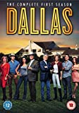 Dallas: The Complete First Season (3 Dvd) [Edizione: Regno Unito] [Reino Unido]
