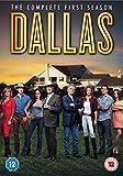 Dallas: The Complete First Season (3 Dvd) [Edizione: Regno Unito] [Edizione: Regno Unito]