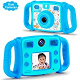 DROGRACE Children Kids Camera 1080P HD Digital Video Camera