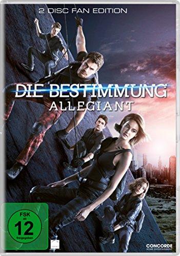 Die Bestimmung – Allegiant [2 DVDs]