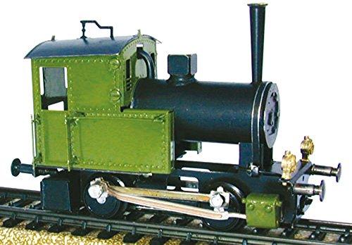 Dampfmaschine Dampflokomotive in H0, T2, Echtdampf! Bausatz