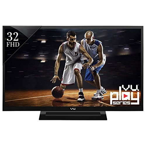 Vu VU32D6545 81 cm (32 inches) Full HD LED TV (Black)