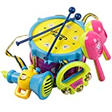 Yacool® Bébé garçon fille Drum Set Musical Instruments - Best Reviews Guide