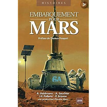 Embarquement pour Mars: 25 clés pour 25 défis à relever