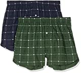 Lacoste Underwear Herren Boxershorts Multipack Boxer, 2er Pack, Mehrfarbig (Sortiert 2 908), Large