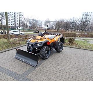 TGB Blade 550 4x4 IRS Schneeschild Winteredition
