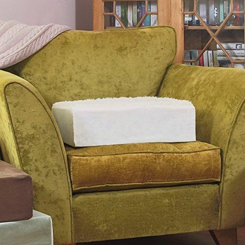 Aufstehhilfe-Kissen - Unterstützt und erhöht, hergestellt aus Schaum mit hoher Dichte. (Kissen Druckreduzierung)
