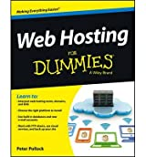 [(Web Hosting For Dummies)] [ By (author) Peter Pollock ] [May, 2013]