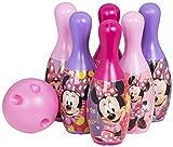 Disney SAMBRO Minnie Mouse Bowling Set