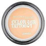 Die besten Maybelline Tattoo-Cremes - Maybelline Color Tattoo Eyeshadow Crème Denude 93 Bewertungen