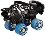 Cosco Tenacity Super Jr. (16.5-19.5 cm) Age Group (3-6 Years) Quad Roller Skates - Size 8-11 UK (Blue)