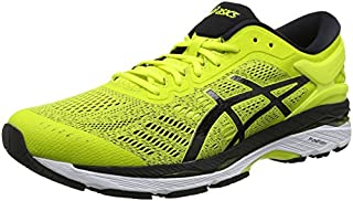 ASICS Men's Gel-Kayano 24 Running Shoes, Yellow (Sulphur Spring/Black/White 8990), 11 UK 46.5 EU (B0765PKHXF) | Amazon price tracker / tracking, Amazon price history charts, Amazon price watches, Amazon price drop alerts