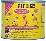 #4: Pet Likes Platinum Puppy Food Fish Dog Food, 5 kg