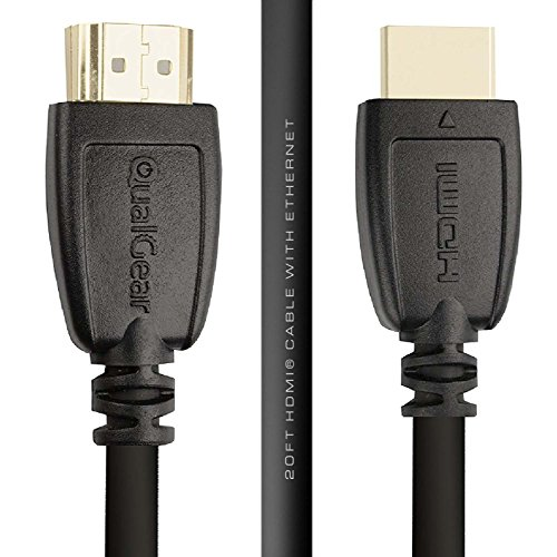 qualgear HDMI Kabel 2.0; 20