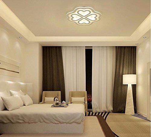 plafonnier Ledthat la créativité chambre à coucher salle de séjour de la personnalité Restaurant l'éclairage à la maison les enfants 56Wthe troisième alinéa de l'obscurcissement60*60 * 4cm MeloveCc