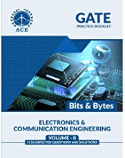 GATE Practice Booklet 1116 Expected Questions with solutions for Electronics & Communication Engineering Volume 2